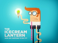 The Icecream Lantern