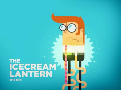 The Icecream Lantern Pt3