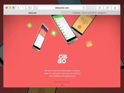 Obbo's Website Full Version