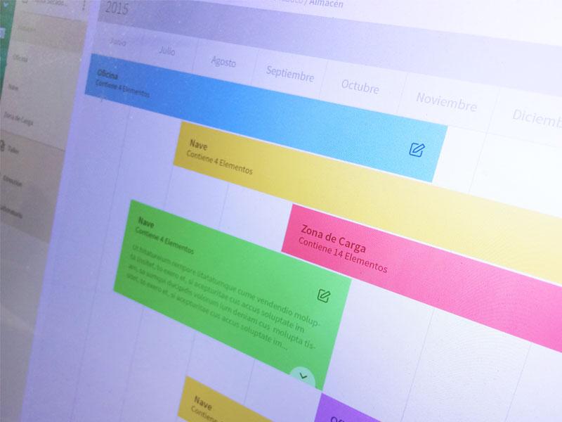 Atlas App Preview ps app web bussines atlas calendar chart graphics design ui