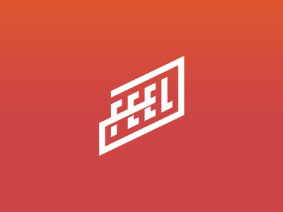 Feel art film independient festival audiovisual identidad ident logo brand