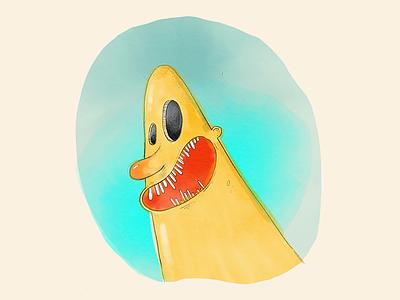 Illustrations & iPad wholes nose teeth illustrator pencil apple pro ipad