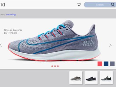 web design online shop