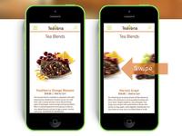 Teavana App