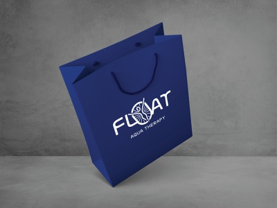 Float Aqua Therapy Branding logo mark design brand identity designer brand designer brand identity design branding concept logo mark mark graphic design bag design brand identity typography stationery design illustration vector icon logo design design logo branding design branding