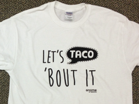 Gnome Food and Drink Taco Tee