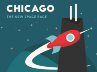 Chicago - The New Space Race