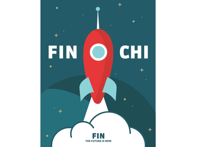 Chicago - FIN chicago rocket spaceship groupon