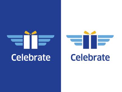Celebrate Logo airline logo