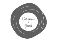 Carmen and Josh Wedding Emblem