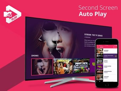 AutoPlay with Second Screen