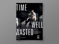 Time Well Wasted Poster