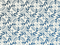Pattern 🌿⚔️🌿
