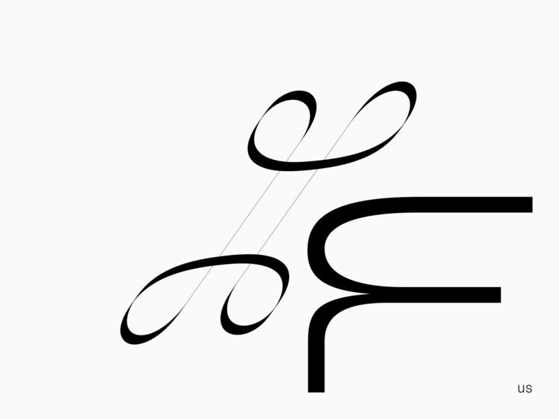 ⌘F  us typedesign type design vector lettering typography
