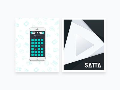 Projects cover music app ux ui design portfolio