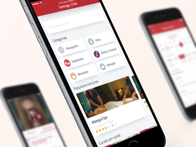 Feed recommendations ux ui design app feed