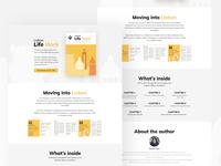 Lisbon Life Hack | Website lisbon design webflow website landingpage ebook ux ui webdesign
