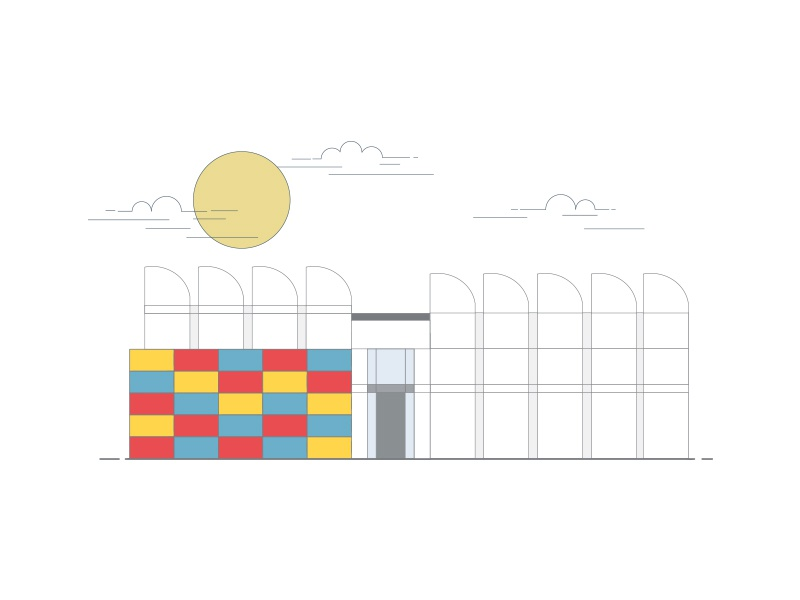 Bauhaus Archive germany bauhaus archive berlin illustration bauhaus