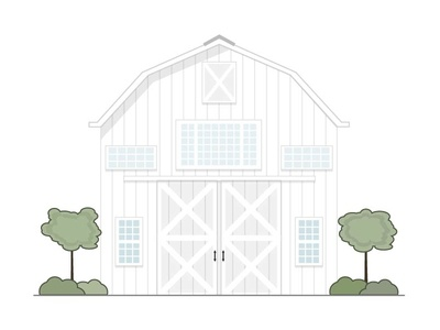 White Sparrow Barn
