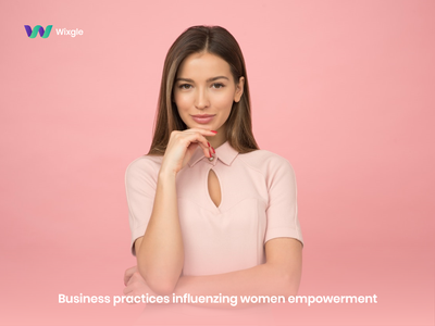 Business practices influencing women empowerment design typography ui start-up startup womens day women empowerment women dailyui website design illustration vector logo branding web design icon userinterface user experience uidesign business