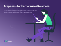 Proposals for home based business