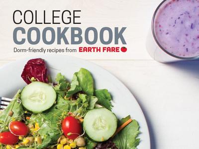 College Cookbook Earth Fare
