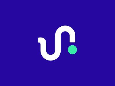 Scratch loan simpleasmilk icon mark branding logo