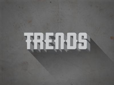 Dribbble Trends trends
