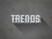 Dribbble Trends