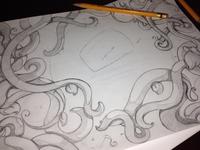 Nest of Vines for Header Illustration