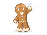 Dunkin - Gingerbread Man