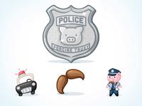 Swine and Punishment