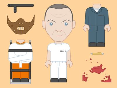 Silence Of The Lambs - Hannibal Lecter