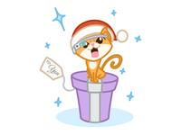 PH Kitty - Product Hunt Secret Santa