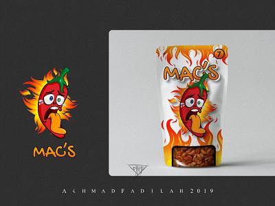 Mac's mascot/character design concept packagedesign hitvmku macs brand brandidentitydesign brandidentity branding vectorcharacter vector graphicdesign graphics characterlogo logos mascotcharacter character characterdesign mascot logodesign logo