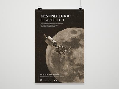 Destino luna: El Apollo 11