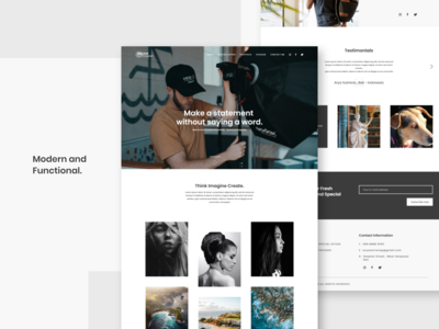 Modern Web Design Designs Themes Templates And