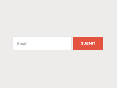 Email submit form and button button buttons form flat metro field input ui