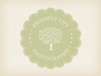 Friendly Life Photography Stamp
