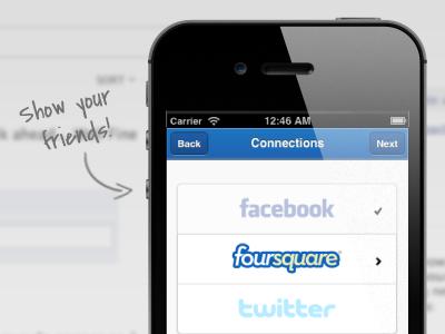 Handwriting iPhone handwriting iphone ios facebook foursquare twitter