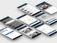 Show Sourcing it design application
