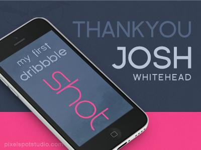 Thankyou thankyou ios mobile ui ux invite dribbble invite dribbble mobile design mobile ui design debut