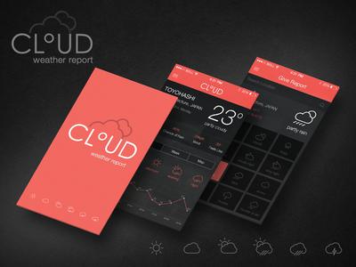 Cloud Weather App