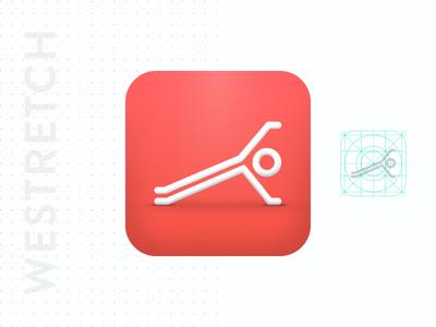 WeStretch App Icon