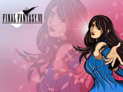 Rinoa Heartilly final fantasy 8 rinoa heartilly heartilly rinoa final fantasy vii final fantasy final illustration