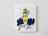 Lighthouse Thank You