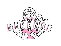 Defense for Sticker Pack