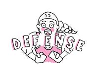 Defense for Sticker Pack