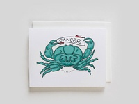 Nautical Zodiac - Birthday Cards