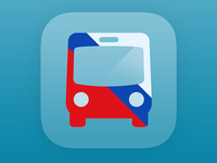 Bus Stop DC App Icon